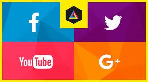media design social media design free digital media pack for photoshop