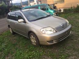 2003 used toyota corolla used toyota corolla fielder 2003 best price for sale and export in
