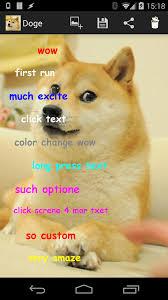 Create Doge Meme - freapp doge meme creator much original wow generate very doge such