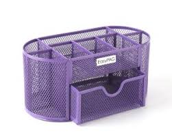 Purple Desk Organizers Office Accessories Organizer Manufacturers And Suppliers Office