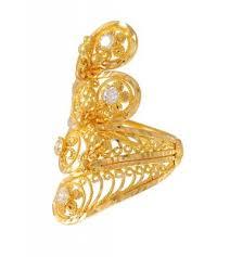 bridal gold ring gold indian bridal ring rilg4674 us 465 22kt gold indian