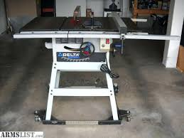 delta table saw for sale delta table saw review review of the portable table saw and folding