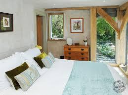 oak framed self build small house in cornwall
