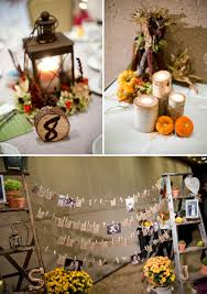 fall wedding decorations rustic diy fall wedding fall table table cards and table numbers