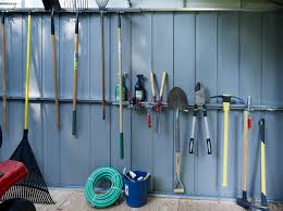 how to hang tools in shed plenty off wall space to hang tools sporitng goods or outdoor