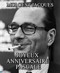 Jacques Meme - moi c est jacques chirac meme on memegen