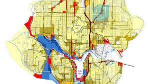seattle map green lake zoning map seattle ticor title
