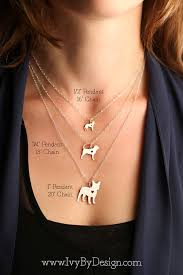 necklace length pendant images Scottie dog necklace personalized silver rose gold ivybydesign jpg