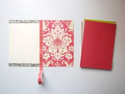 how to make your own notebook gathering beauty