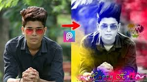 picsart editing tutorial video special happy holi style picsart photo editing tutorial best
