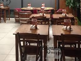 tavoli e sedie usati per bar arredamento botti tavoli botte mobili da botti di legno