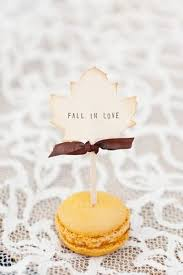 the most fantastic fall wedding favors your guests will freak