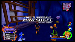 remembrance items kingdom hearts 2 5 lowest levels to get past the cavern of