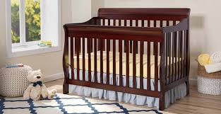 Delta Convertible Crib Bed Rail Grow Your Baby With Delta Children Canton 4 In 1 Convertible Crib