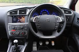 citroën c4 hatchback 2011 driving u0026 performance parkers