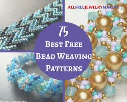 free bead bracelet patterns images 75 best free bead weaving patterns png