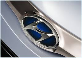 hyundai logo le logo hyundai les marques de voitures