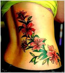 100 elegant orchid flower tattoo