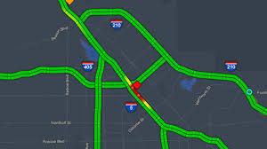 Sigalert Com Los Angeles Traffic Map by 1 Killed In Wrong Way Crash On 5 Freeway In Arleta All Lanes