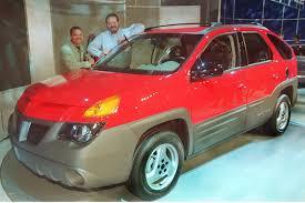 pontiac aztek red surprise surprise canada u0027s most stolen vehicle is the 2009
