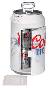 coors light beer fridge coors light mini can fridge koolatron 12v thermoelectric cooler