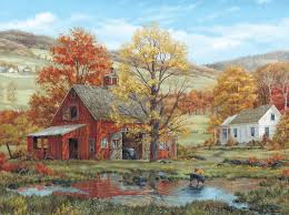 halloween jigsaw puzzles amazon com white mountain puzzles friends in autumn 1000 piece