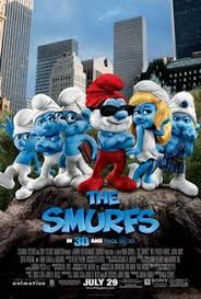 film kartun english the smurfs film wikipedia