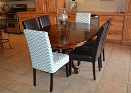 Black And White Dining Room Chairs by Dining Room Parsons Dining Room Chairs Calm Contemporary Leather