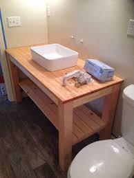 Build Your Own Bathroom Vanity Cabinet Amazing Chic Design Your Own Bathroom Vanity Build Make Tsc Top