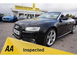 convertible audi used audi a5 convertible 2 0 tdi s line 2dr stunning audi a5
