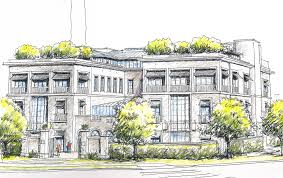 restoration hardware unveils plans for new four story showroom