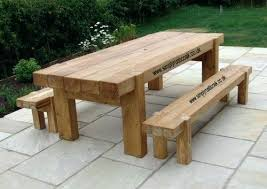 Rustic Oak Bench Rustic Garden Tables U2013 Exhort Me