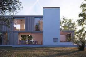 Modern Home Design New England Architecture Marvelous Tetris House View For Home Design Exterior