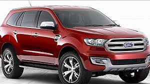 chevrolet trailblazer 2015 2015 ford everest preview ranger suv futura concorrente da