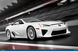 white lexus 2010 ausmotive com lexus calls time on lfa supercar