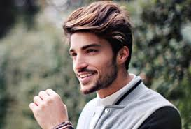 mariano di vaio hair color hairstyle shared by wanderlust on we heart it