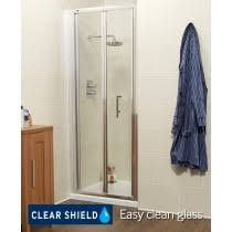Shower Door 720mm Kyra Range 700 Bifold Shower Enclosure