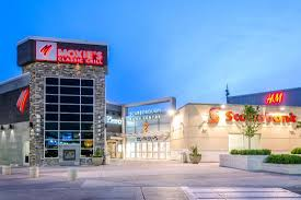 entrance 2 for the shopping centre ft moxies picture of