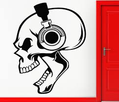 compare prices on skull wall murals online shopping buy low price