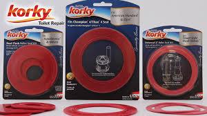 Eljer Flapper Valve Flush Valve Seal Kits By Korky Youtube