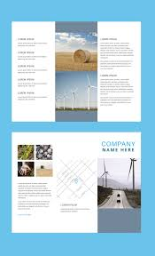 brochure templates ai free professional brochure templates adobe
