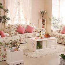 Floral Living Room Furniture Living Beautifully I Like To Layout Of This Room But That
