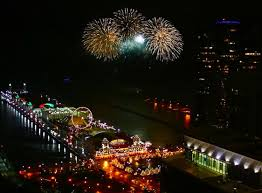 chicago new year s navy pier chicago fireworks 2012 new year s fireworks at
