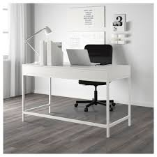 White X Desk by Alex Desk White Ikea