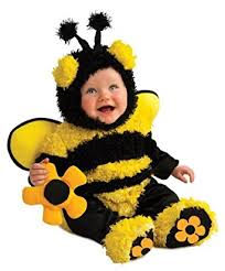 Amazon Halloween Costumes Kids Amazon Rubie U0027s Costume Noah U0027s Ark Buzzy Bee Romper Costume