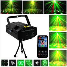 small led lights with remote amazon com led stage light led lights led dj lights portable mini