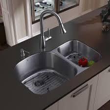 stainless steel double sink undermount double kitchen sinks dosgildas com