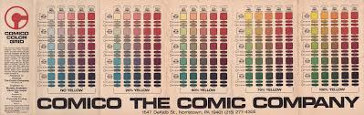 comics color