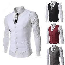 fashion new style formal men u0027s waistcoat groom tuxedos wear