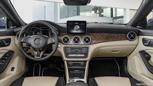 mercedes benz silver lightning interior 2017 mercedes benz cla shooting brake caricos com